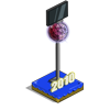 New Year Ball-icon