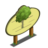 American Sycamore Tree Mastery Sign-icon