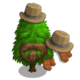 Carriage Driver Tree-icon