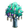 Milk Can Tree-icon