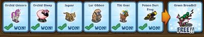 Mystery Game 145 Rewards Revealed