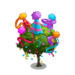 Party Hats Tree-icon