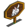 Rabbit Mastery Sign-icon