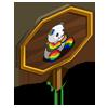 Rainbow Panda Mastery Sign-icon