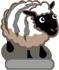 Tiger Stripe Sheep-icon
