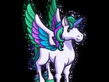 Aurora Pegacorn