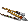 Calligraphy Brushes-icon