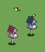Fancy Birdhouse-farm
