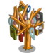 Giant School Supplies Tree-icon