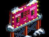 Winter Sports Countdown
