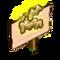 Luminous Ginger Mastery Sign-icon