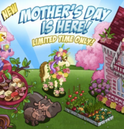 Mothers Day Event (2013) Loading Screen