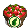 Organic Tomato Bushel-icon