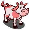 Pink Patch Cow-icon
