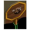 Raccoon Mastery Sign-icon