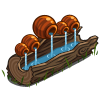 Tree Trunk Fountain-icon