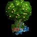 Wheelbarrow Planter Tree-icon
