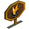 Angel Cat Mastery Sign-icon