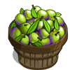 Brush Olive Bushel-icon