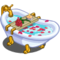 Bubbles and Roses Bathtub-icon