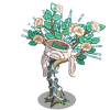 Giant Flapper Headdress Tree-icon