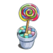 Lollipop Planter-icon