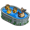 Mothers Ducklings Trough-icon
