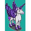 Purple Pegacorn-icon