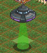 UFO working