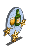 Aussie Beer 3 Star Mastery Sign-icon