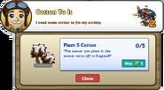 Cotton To It Dialogue