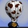 Cowprint Balloon-icon