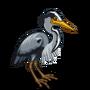 Gray Heron-icon