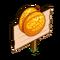 Honey Melon Mastery Sign-icon