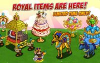 Royal Event Loading Screen