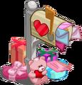 Valentines Box - Smokin'