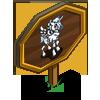 Zebra Pegacorn Foal Mastery Sign-icon