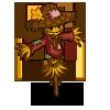 Autumn Scarecrow-icon
