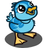 Blue Duckling-icon