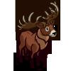 Irish Elk-icon