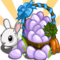 Purple Baby Bunny Eggs Stage 5-icon