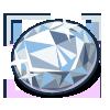 White Diamond-icon