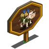 Aromatic Cow Mastery Sign-icon