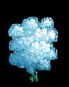 Blue Mystic Cloud Tree1-icon