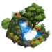 Carnation Waterfall-icon