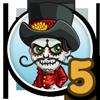 Carnaval De Los Muertos Chapter 9 Quest 5-icon