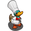 Caterer Duck-icon