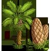 Cycad Tree-icon