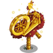 Gold Spinning Wheel Tree-icon