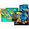Legendary Blue Scales-icon